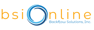 Backflow Solutions, Inc. Logo