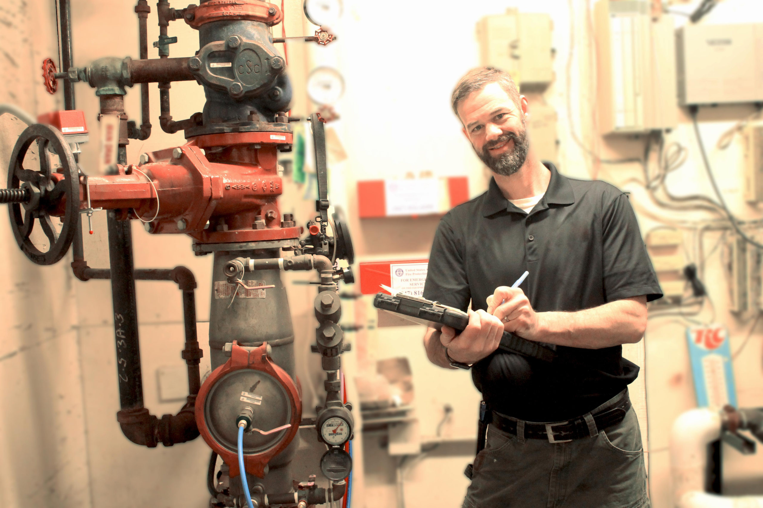Annual Backflow Assembly Testing