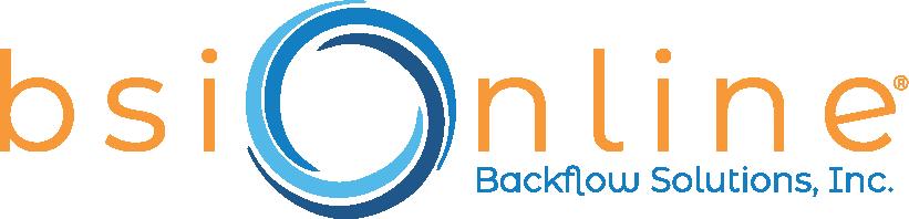Backflow Solutions, Inc. Logo