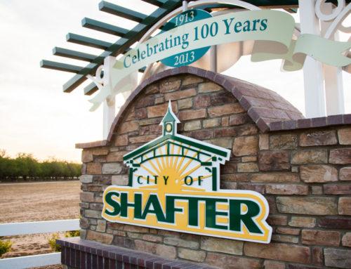 Customer Spotlight – City of Shafter, CA